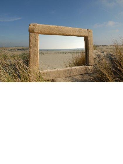 manunatura treibholz spiegel vierkantbohle. Black Bedroom Furniture Sets. Home Design Ideas